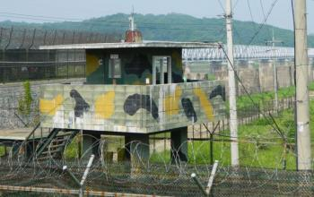 The 38th Parallel- DMZ