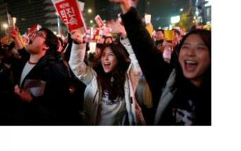 Young Koreans Challenging Politicians & Their Role In South Korean Society