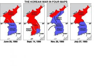 North Korea's Goals are Limited: It couldn't Absorb S Korea even if it Won a War