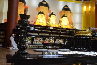 Temple stay Busan