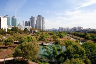 Yeouido Saetgang Ecological Park, Seoul