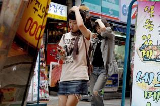 Busan, Rainy Day, 2007