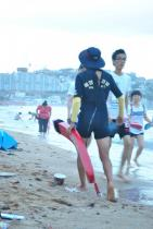 Lifeguard on the go! 안녕하세요!